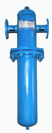 HF  Compressed air filter flow 0.57M3/min 至 400M3/min