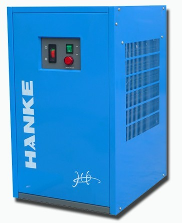 HK-J  Energy saving and integrated refrigerated compressed air dryer flow 0.8M3/min至36M3/min