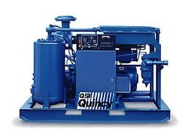 QSI  Screw type air compressor
